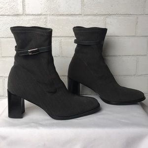 Etienne Aigner Ankle Boots Moonlight 6.5 Grey